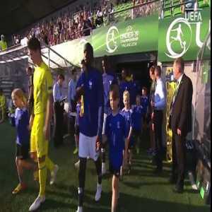 France vs Ukraine - Highlights & Goals - EURO U19