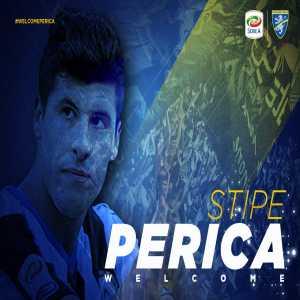 Frosinone sign Croatian foward Stipe Perica on loan from Udinese