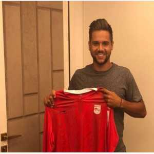 Harry Forrester signs for Iranian outfit Tractor Sazi after his release by Rangers, becoming the first Englishman to play in the country since the 1979 revolution