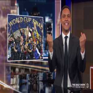 Per The Daily Show: Congratulations to Africa on winning the 2018 Men's World Cup!