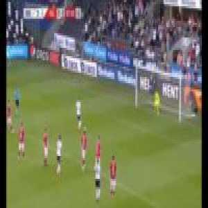 Rosenborg 3 - 1 Valur (3-2 agg.) - Nicklas Bendtner 90 +4