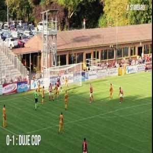 AFC Tubize vs Standard - Highlights & Goals - Freindly Game