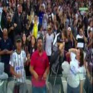 Ángel Romero (Corinthians) goal vs. Botafogo (2-0) [Brasileirão Série A]