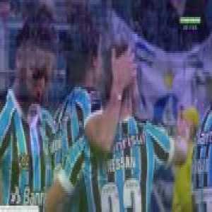 Bressan (Grêmio) goal vs. Atlético Mineiro (1-0) [Brasileirão Série A]