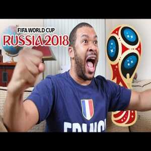 Fans During 2018 World Cup
