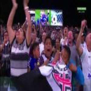 Rodriguinho (Corinthians) great goal vs. Botafogo (1-0) [Brasileirão Série A]