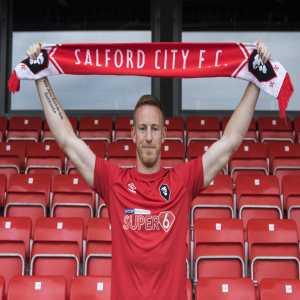 Salford City sign Abderdeen striker Adam Rooney