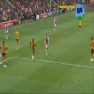 Wolves 0-[1] Ajax - Donny van de Beek 45'