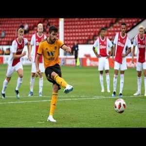 AFC Ajax 1-1 Wolves | Pre-Season Highlights