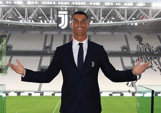 Cristiano Ronaldo leaves a whopping £17,850 tip at Greek hotel.😱:O