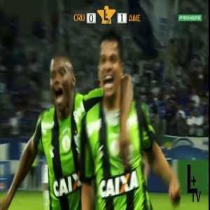 Cruzeiro vs América-MG - Highlights & Goals - Brasileirão 2018