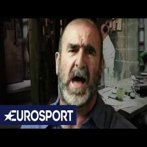 Eric Cantona, and Why the WC was like seducing a girl