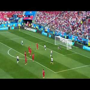 FIFA World Cup Russia 2018 All 169 Goals (English Commentary) - 11'40''