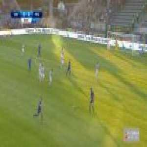 Miedź Legnica [1]-0 Pogoń Szczecin - Petteri Forsell (Polish Ekstraklasa, beautiful first goal of the season)
