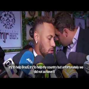 Neymar Explains Why He Rolled Around So Much At 2018 World Cup