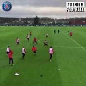 Neymar has no respect for his PSG teammates 😱🔥
