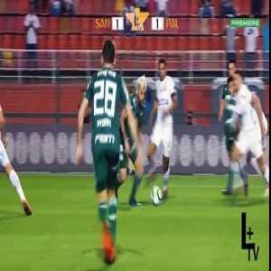 Santos vs Palmeiras - Highlights & Goals - Brasileirão 2018