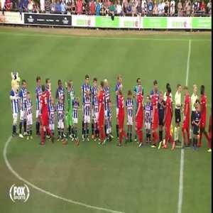 sc Heerenveen vs FC Twente - Highlights & Goals - Freindly Game