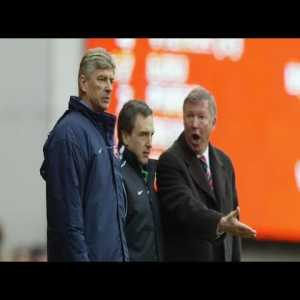 The rivalry between Sir Alex Ferguson and Arsene Wenger remains famous for being one of the fiercest in the history of British football. It was the feud between two titans of the sport which defined the Premier League era. Including revealing interviews from former players Paul Scholes, Philip Nevil