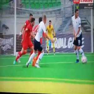 Turkey U19 0-[1] France U19 - Rafik Guitane 2'