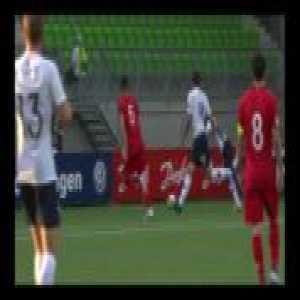 Turkey U19 0 - 2 France U19 - Amine Gouiri
