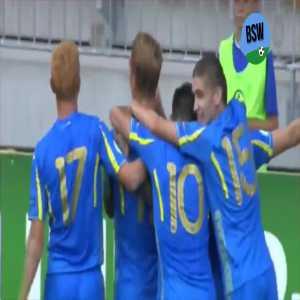 Ukraine U19 [1]-1 England U19 - Vladyslav Supriaha 39'