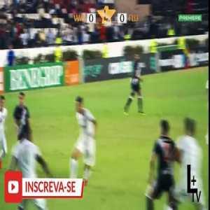 Vasco 1 vs 1 Fluminense - Highlights & Goals - Brasileirão 2018
