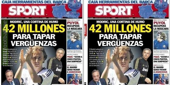 """42 million to hide the shame,"" 5 years ago Luka Modric was named the worst signing in Spain"