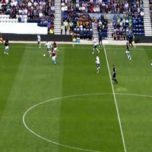 Arnautovic Goal - Preston North End 1 vs 2 West Ham United