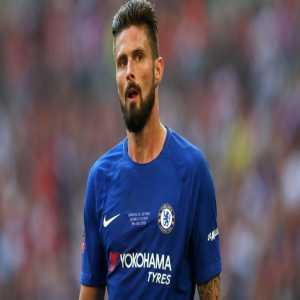 Atletico Madrid has enquired about a possible loan for Olivier Giroud with an option to buy. Chelsea want a permanent deal for him.