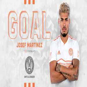 Josef Martinez has set the MLS record for career hat tricks - Accomplished in less than 2 seasons