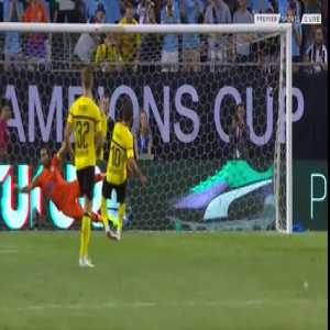 Manchester City 0 vs 1 Borussia Dortmund - Highlights & Goals - Freindly Game
