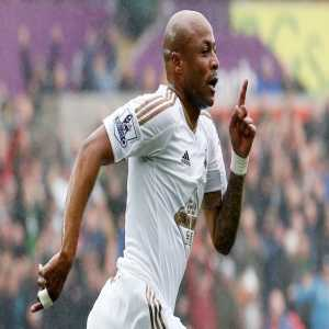 Fenerbahçe to loan Andre Ayew for one year.