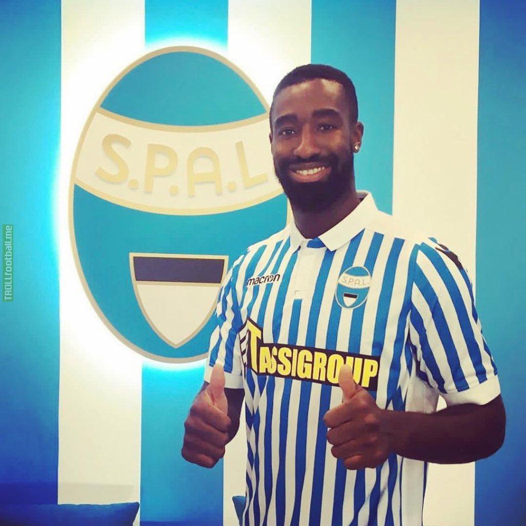 Johan Djourou signs for SPAL