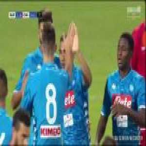 Napoli [1]-0 Carpi - Allan 2'