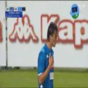 Napoli [2]-0 Carpi - Roberto Inglese 39'