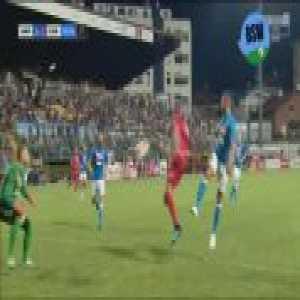 Napoli 5-[1] Carpi - Alessandro Piu 86'