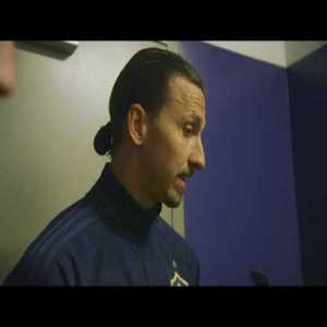 """Zlatan Ibrahimovic: """"They're lucky I didn't come 10 years ago, I would b..."""