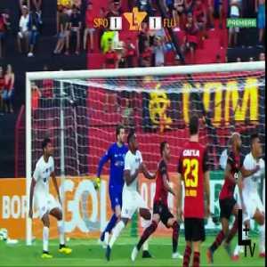 Sport vs Fluminense - Highlights & Goals - Brasileirão 2018