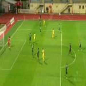 Tomas Zakrajsek Own Goal to our Domzale 1-0 up over Krsko (Slovenian Prva Liga)