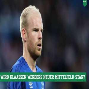 Werder Bremen are monitoring Everton midfielder Davy Klaassen