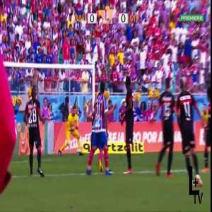 Bahia vs Vitória - Highlights & Goals - Brasileirão 2018