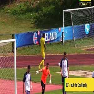FC Nantes vs US Terre Sainte - Highlights & Goals - Freindly Game ...