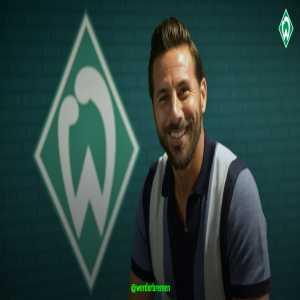 Werder Bremen sign Claudio Pizarro!