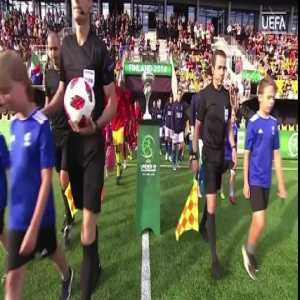 Portugal vs Italy - Highlights & Goals - EURO U19