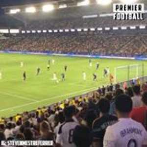 Zlatan Ibrahimovic scores his first MLS hat-trick 🔥