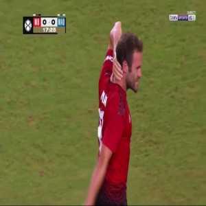 Alexis Sanchez Goal - Manchester United 1 vs 0 Real Madrid