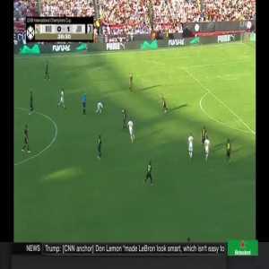 Gareth Bale (Real Madrid) goal vs. Juventus ([1]-1)