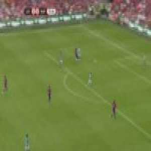 Liverpool 4-0 Napoli - Daniel Sturridge 73'