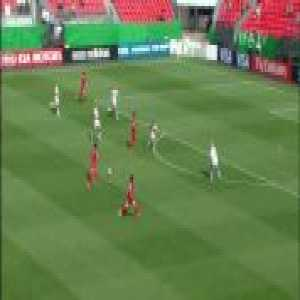 U20 Women's World Cup starts tomorrow in France. Here's a brilliant goal from the last one